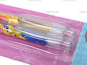 Шариковые ручки для детей «Золушка» , 2130, фото