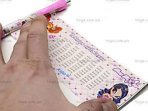 Шариковая ручка-шпаргалка Pop Pixie, PP13-034K, купить