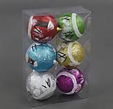 Шарики, 6 разных цветов, C22337, оптом