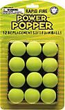 Шарики для бластера из вспененной резины, 12 шт, 27159, купить