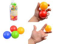 Яркие шарики - игрушки, 1-116
