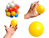 Мягкие шарики, диаметр 9 см., 02-426, купить