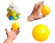 Мягкие шарики для бассейна или в манеж, 02-427, купить