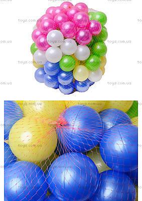 Перламутровые шарики для сухого бассейна, 96 штук, 467 в.4