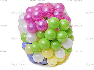 Перламутровые шарики для сухого бассейна, 96 штук, 467 в.4, игрушки