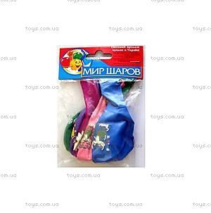 Воздушные шарики «День рождения», 223