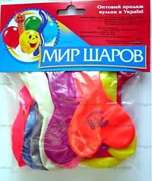 Набор воздушных шариков «Сердце с любовью», 278
