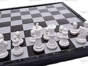 Шашки-шахматы 2в1, R255