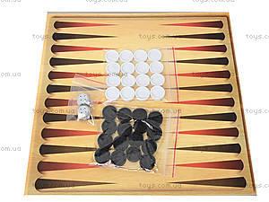 Игровой набор «Шашки 3 в 1», Сеген, фото