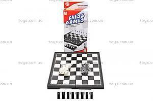 Шашки, шахматы магнитные, 841C1