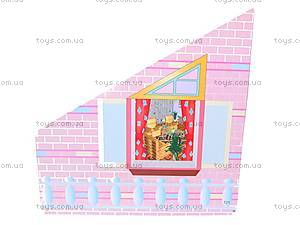 Шестикомнатный дом для барби, 97, детский