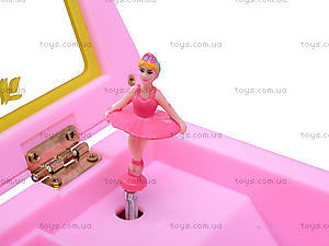 Шкатулка с большим зеркалом, 6035-1/2, купить