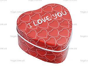 Детская шкатулка «Сердце», E03256, цена