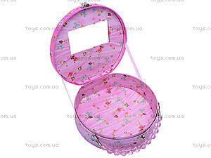 Шкатулка-сумочка с аксессуарами, BT-C-001, купить