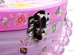 Шкатулка-сумочка с аксессуарами, BT-C-001, фото