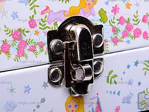 Шкатулка-сундучок с балериной и ручкой, PC-097, купить