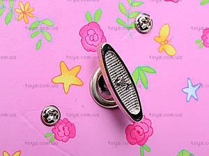Шкатулка-сундучок с балериной и ручкой, PC-097, фото