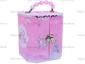 Шкатулка в форме чемоданчика, FH-052
