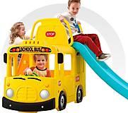Школьный автобус - горка, Y1602, набор