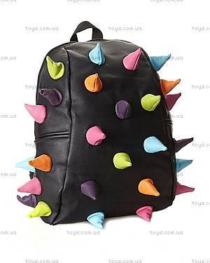 Школьный черный мульти рюкзак Rex Half, KZ24483873