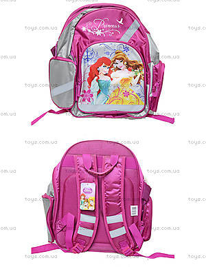 Школьный ортопедический рюкзак с EVA-спинкой  Princess, PRAB-ET3-9621