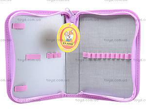 Школьный пенал для детей Lovely Kitty, 94006, фото