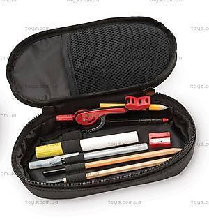 Школьный пенал для карандашей и ручек, цвет голубой, KZ24484193, купить