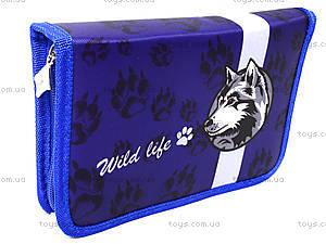 Школьный пенал Wild Life, K14-621-3