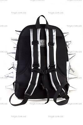 Школьный рюкзак цвета Heavy Metal Spike Silver, KZ24483403, фото