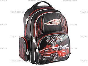 Школьный рюкзак Hot Wheels, HW14-514K