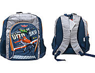 Школьный рюкзак с мягкой спинкой, PLAB-MT1-988M, набор