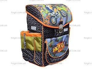 Школьный рюкзак Zibi Moto, ZB15.0118MT, отзывы