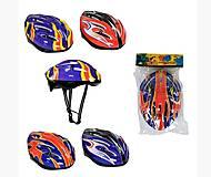 "Шлем защитный 4 цвета, ""TK Sport"", B31981, іграшки"