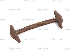 Шнурки AntiLaces Classic, коричневые, CBR30, купить