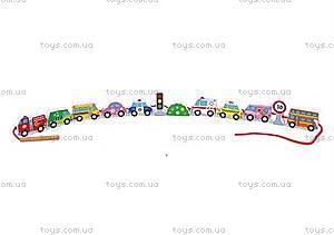 Шнуровка для мальчика «Автотранспорт», 59851VG, купить