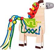 Шнуровка «Пони» Hape, E1016, фото