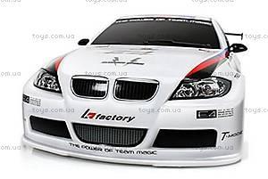 Шоссейная модель автомобиля BMW 320 Team Magic, TM503014-320-W, купить