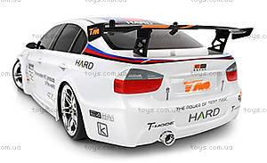 Шоссейная модель автомобиля BMW 320 Team Magic, TM503014-320-W, детские игрушки