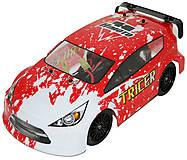 Шоссейное авто Tricer Brushed (красный), E18ORr