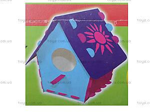 Набор для творчества «Скворечник для птиц», 3049-03, фото