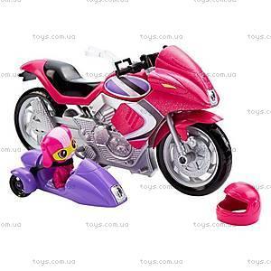 Шпионский мотоцикл из м/ф «Barbie: Шпионская история», DHF21, фото