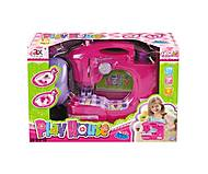 Детская игрушка «Швейная машина», 6885A, отзывы