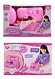 Швейная машинка с эффектами, 0926, игрушки