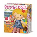 Шитье «Кукла со щенком», 00-02767, отзывы