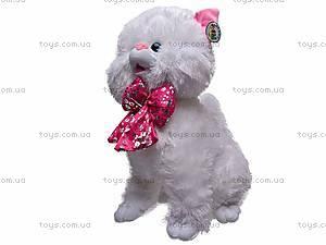 Сидячий белый кот, ZY1085B/50