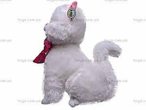 Сидячий белый кот, ZY1085B/50, отзывы