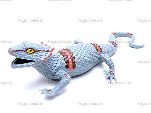 Силиконовая ящерица для детей, A001P, фото