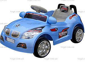 Синий радиоуправляемый электромобиль, C-002