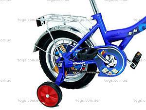 Синий велосипед «Турбо», BT-CB-0006, фото