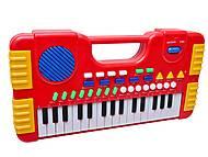 Синтезатор детский обучающий, SD984-A, тойс ком юа